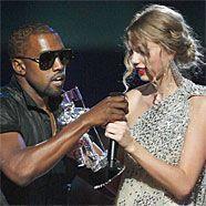 Direkt: Statt in einem Song über Kanye West (33) herzuziehen, wollte Taylor Swift (20) in einem Song zu ihm sprechen.