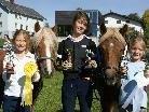 """Erfolgreiche Reiterinnen beim """"Tag des Pferdes"""""""