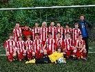 FC RW Rankweil-Unter-14-Elf ist einsame Klasse.