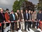 Feierliche Eröffnung der Hofsteigader.