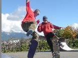 """Für Skater-Freaks geht es mit dem Mühletor ab nach Winterthur in den """"Block.ch""""."""