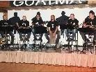 GOATMA - on stage