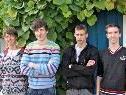 Im Oktober haben vier sozial eingestellte junge Männer den Zivildienst in der Pfarre Frastanz angetreten.