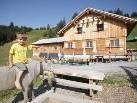 Immer ein beliebtes Ausflugsziel: Alpe Almein