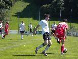 Kapitän Daniel Vonderleu traf zum 2:0 für Schruns 1b