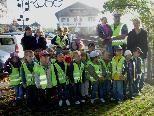 Kindergarten-Verkehrserziehung
