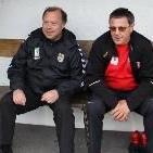 Langenegg-Trainer Günther Kerber war nicht zufrieden.