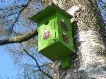 Neues Heim für unsere Vögel