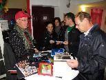 Obmann Manfred Lais begrüßt die Gäste im Namen des Fotoeams DIGITAL