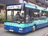 Rufbus: Mobilität auch in der Zwischensaison.