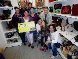 Scheckübergabe des Kneipp-Aktiv-Clubs Frastanz für Snezana aus Hohenems