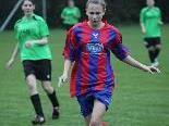 Spielte gegen ihre ehemaligen Mannschaftskolleginnen eine starke Partie, Sandra Jauk.