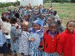 """Straßenkinder der """"Armani Primary School"""""""