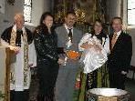 Taufe von Lara Bitschnau