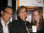 Team von Sonnenschein Optik mit Silvia Ibele, Hans-Jörg Bachmaier und Petra Meyer