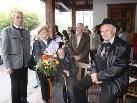 Tschofen Maria feierte ihren 100. Geburtstag.