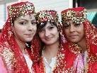 türkische Tänzerinnen ernteten viel Applaus für ihre Tanzeinlage