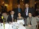 v.l. vorne Martin Herburger (Leiter Sozialdienste Götzis), Ruth Weiskopf (Pflegdienstleiterin HDG Götzis) & Phillipp Graninger (ARGE Vorstand Vlbg.) hinten: li. Mario Pettega (Satteins), Willi Hagleitner (Familienverband Vlbg.)
