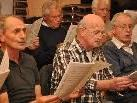 70 Sänger proben seit September für das Patrozinium.