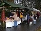 Am Samstag eröffnet der Weihnachtsmarkt an der Ach.