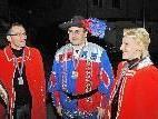 Auch heuer wird das neue Höchster Prinzenpaar am 11. 11. in Fußach erwartet.
