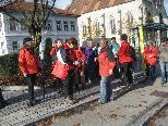 Ausgangspunkt Kirche Schwarzach