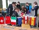 Das Comenius Projekt zur Rauchprävention an europäischen Schulen startete in Vorarlberg.
