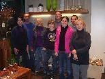 Das Huschle-Team ist stets bemüht das Beste in Sachen Floristik  zu geben.