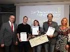 Der diesjährige Präventionspreis ging nach Vorarlberg.