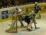 Die EHC-Defense spielte in Graz beinahe fehlerfrei.