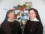 Die Schwester der Hl. Klara betreuen das Klostermärktle