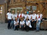 Die Van-Dancers auf der Ridamm City in Vaduz.