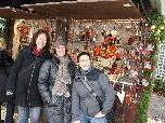 Dornbirner Christkindlemarkt seit Freitag eröffnet.