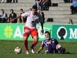 FC Dornbirn bangt um Legionär Thiago de Lima.