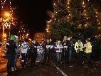 Für Adventstimmung sorgte die Jugend des Musikvereines Lochau.