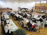 Gemeinde Fußach lud zum Seniorennachmittag
