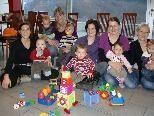 Gemütlicher Mama-Kind-Nachmittag im Flugplatz Restaurant in Hohenems