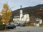 """Gottesdienste in der Pfarr- und Wallfahrtskirche zu """"Unserer Lieben Frau Mariae Geburt"""" in Tschagguns. Bild: Allerheiligen, 1. November 2010."""