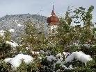 Herrlicher Start in den Winter in Vandans.