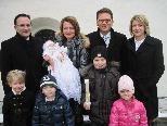 In der St. Vinerkirche erhielt Isabella Gebhard die Taufe