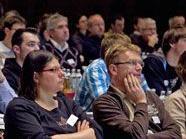 Knapp 200 Teilnehmer aus Österreich, Deutschland und der Schweiz