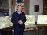 Lichtkünstler Hermann Präg