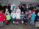 Martinsfeier der Kindergärtler und der Volksschüler in Galgenul.
