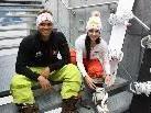 Mit der 360 einen persönlichen Boardertag mit den Snowboard-Profis Markus Schairer und Susanne Moll gewinnen!