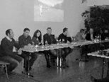 Neuer Vorstand von links nach rechts -  Thomas Tschanz -  Peter Vonier -  Marion Rudigier -  Hanno Fiel -  Thomas Amann -  Jochen Sachs  -  Toni Unterweger -  Philipp Linder