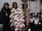 Pfadi Weihnachtsmärktle im Innenhof der Alten Seifenfabrik