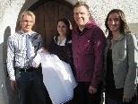 Raphaela Sagmeister Loacker wurde in der St. Vinerkirche getauft