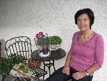 Renate kümmert sich seit Jahrzehnten um die Frauen