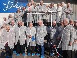 Seniorenbund Götzis in voller Adjustierung bei VorarlbergMilch