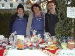 Silvana mit Silke und Obmann der Parkinson-Selbsthilfe
